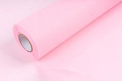 Фетр 50см*15м, цв. светло-розовый 4290 (Н)