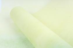 Фетр 50см х 15м Двухцветный желто-зеленыйКорея00069906