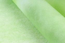 Фетр 50см х 15м Двухцветный салатово-зеленыйКорея143142794