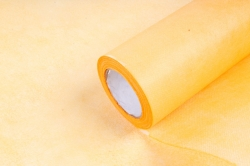 Фетр 50см х 15м оранжевыйКорея00070008