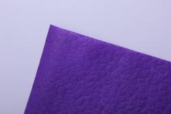 """фетр выбитый """"камни"""" фиолетовый 50 см * 10 м (н)"""