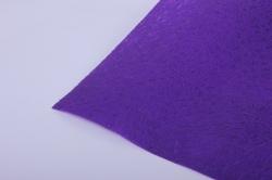 """фетр выбитый """"звёзды"""" фиолетовый 50 см * 10 м (н)"""
