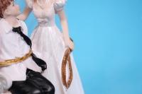 фигурки жених и невеста на торт (стул) h=12см