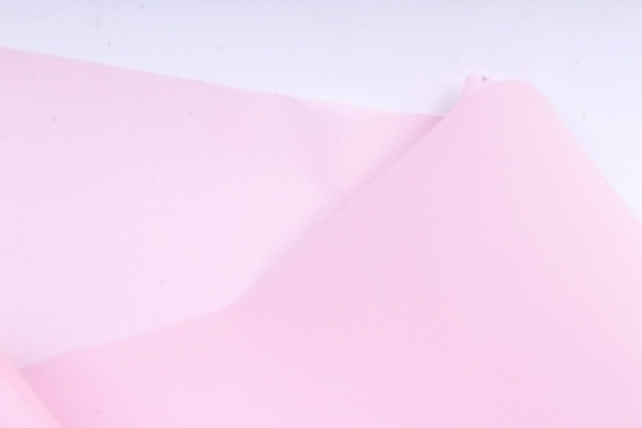 """Флористическая пленка """"Бриллиант"""", 58 см х 5 м, Коралловый (М)"""