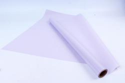 Флористическая пленка жемчужная, 58 см х 5 м., Сиреневый 7385 (М)