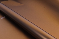 Флористическая пленка, металлическая, 58 см х 5 м, Бронза (М)