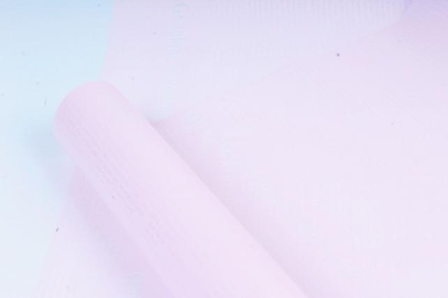 """Флористическая пленка """"Новости"""", 58 см х 5 м, Розовый (М)"""