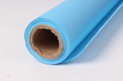 флористический пергамент, 50см*10м голубой (н)