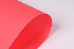 флористический пергамент, 50см*10м красный (н)