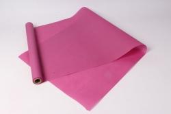 флористический пергамент, 50см*10м лиловый (слива) (н)