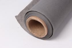 флористический пергамент, 50см*10м серый (н)