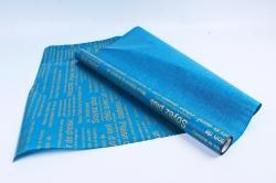 "Флористический Пергамент ""Афиша"", 50cm*10m, (Золото, WXP-40) (М)"