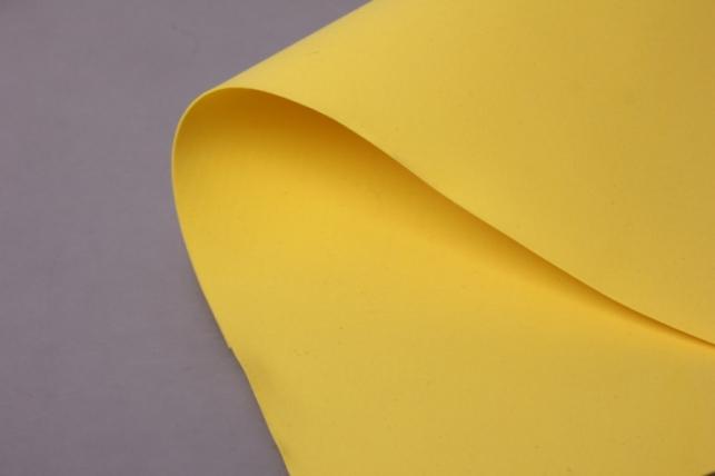 фоамиран  006 - dark yellow (тёмно-жёлтый) 60х70см