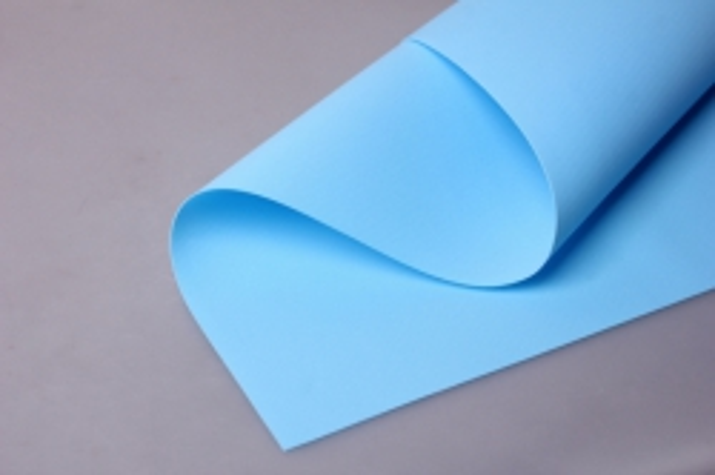 Фоамиран 017 - BLUE (голубой) 60х70см