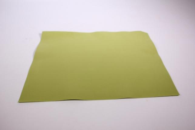 фоамиран - набор 5 листов, 30*35см, цвет 014 (оливковый)