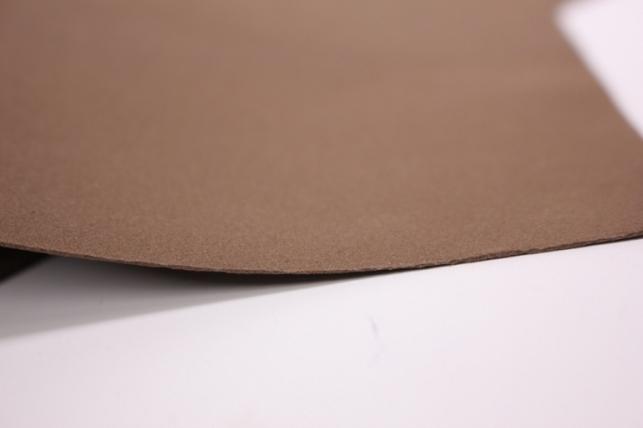 фоамиран - набор 5 листов, 30*35см, цвет 021 (темно-коричневый)