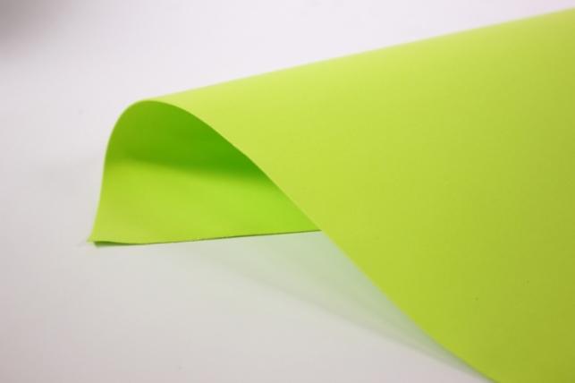 Фоамиран - набор 5 листов, 30*35см, цвет 030 (желто-зеленый)