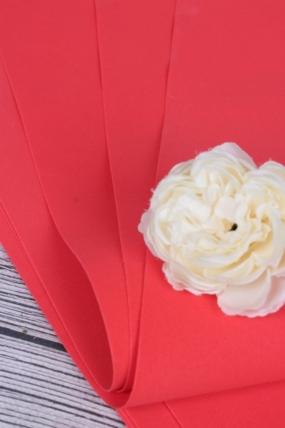 Фоамиран 60*70см/10л Красная роза  7790Н