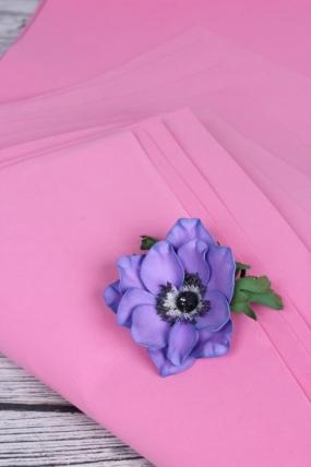 Фоамиран 60*70см/10л Розовое Суфле  1187Н