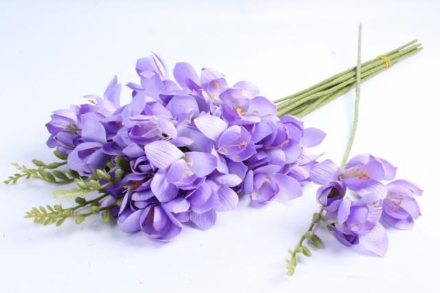Фрезия (12 шт в уп) фиолетовая SUN328