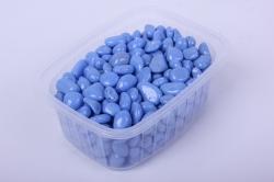 Галька цветная  голубая (фракция 5-10 мм)301788020004