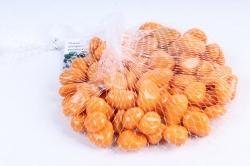 Галька цветная 400гр крупная оранжевая (фракция 10-15 мм) 301789040510