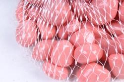 Галька цветная 400гр крупная розовая (фракция 10-15 мм) 301789040511