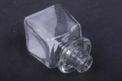 жанетта капля-кубик вазочка-подвес малая декоративная  (стекло)  1ш  1737301737000100