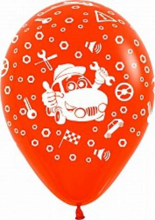 """гелевые воздушные шары (12""""/30см)  девочка, ассорти, пастель, 5ст, 50шт 107646"""