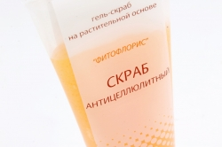 """Гель-скраб """"Фитофлорис"""" антицеллюлитный 100 г"""