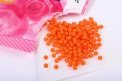 """гидрогель """"волшебные жемчужены"""" оранжевый (d=1.5-2.5мм) gh-41158"""