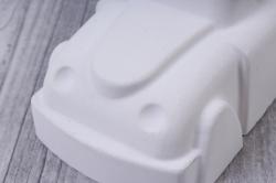 гипсовая фигурка машина малая 4*8,5*10см, арт. п-20 (1шт в уп)