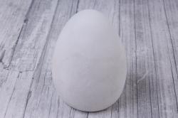 Гипсовая фигурка Яйцо малое 6,5*4,5см, Арт. П-17 (1шт в уп)