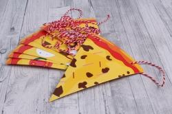 гирлянда пицца, 200 см, 6245508