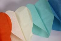гирлянда разноцветные сердца 2,5м  6014508