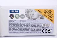 Глина для лепки - белая (400гр) вакуумированная (Код 9114104)