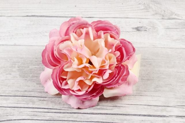 Головка розы Ретро Розовая 1шт  9KW7726