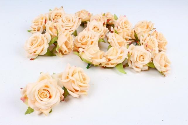 Головка Розы медовые ( в уп. 24 шт)     ART117  №23