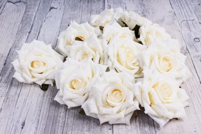 Головка Розы шампань  (12шт в уп) 8KL690BIA