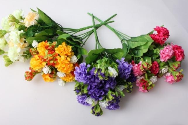 Хризантема мелкая букет в ассортименте 30см