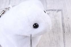 Игрушка для букета (Г) - Морж,   арт. 2016-2   (3шт/уп)