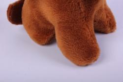 игрушка для букета- собачка (3 шт в уп) 8 см аг-17012/8
