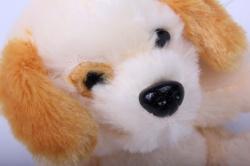 игрушка для букета- собачка ма-18900/10 h=10cm