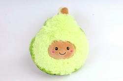 Игрушка мягкая - Авокадо