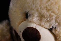 Игрушка мягкая - (Г) Мишка Фомка бежевый 30*32см, арт. 6010-30