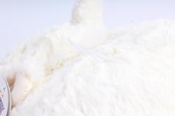 Игрушка мягкая - (Г) Овечка Круглая 35*30см (Зоопарк-7), арт.20202