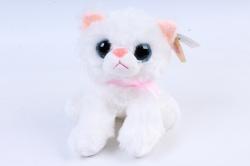 Игрушка мягкая - Кошка белая   ЗОО М-3031/20