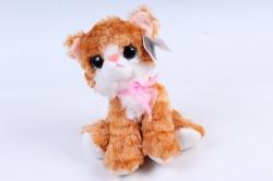 Игрушка мягкая - Кошка рыжая    ЗОО М-3031/20
