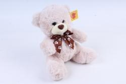 Игрушка мягкая - Медведь   3-цвета   М-1460/19
