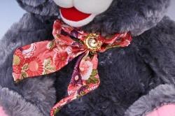 Игрушка мягкая (Г) - Мышка Зоопарк 30/32см, арт.2237-34 (20159-30)